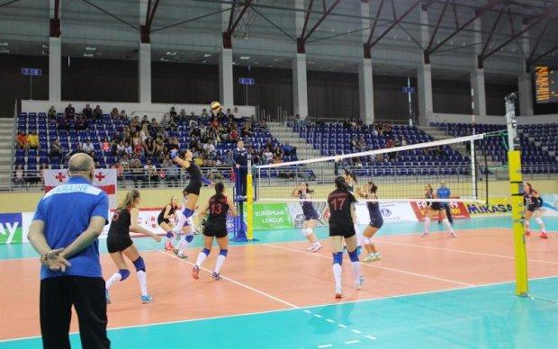 Українські волейболістки закінчили перший тур Євроліги без поразок