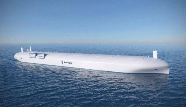 Rolls-Royce показав майбутнє безпілотних кораблів