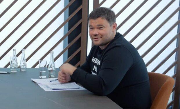 Андрей Богдан, скриншот с видео