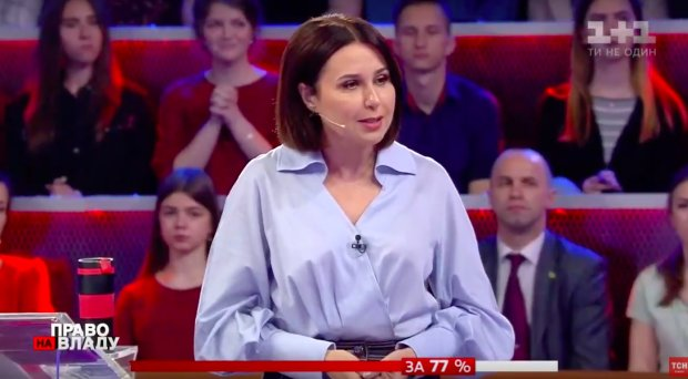 """""""Втратили голос"""": Мосейчук пояснила дружкам Яценюка, чим вони займалися п'ять років при владі"""