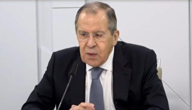 Сергей Лавров, скриншот: YouTube