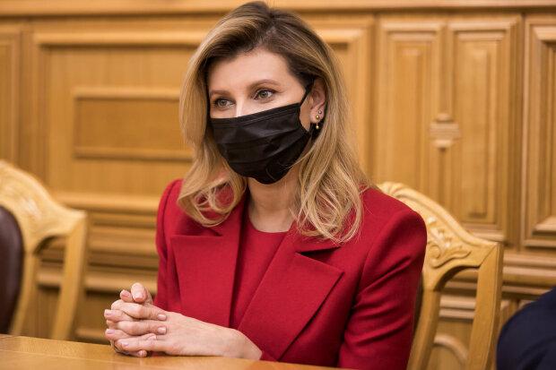 Елена Зеленская, фото из нового поста в Facebook
