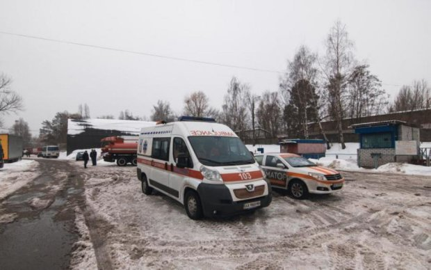 """Лікарі рятують київського школяра після """"зустрічі"""" з легковиком"""