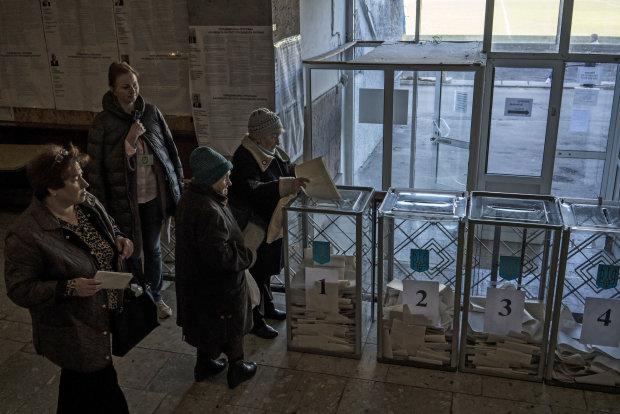 Вибори в Україні \ фото Getty Images