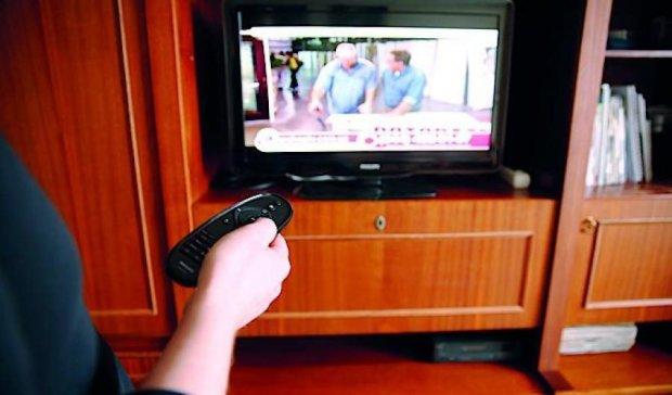 В Запорожской области отключили украинское телевидение