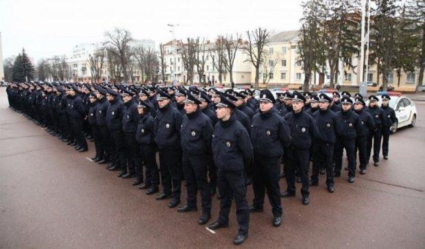 Патрульная полиция начала работу в Хмельницком