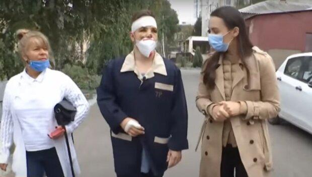 """Единственный выживший под Харьковом курсант впервые заговорил о катастрофе: """"Не сплю ночами"""""""