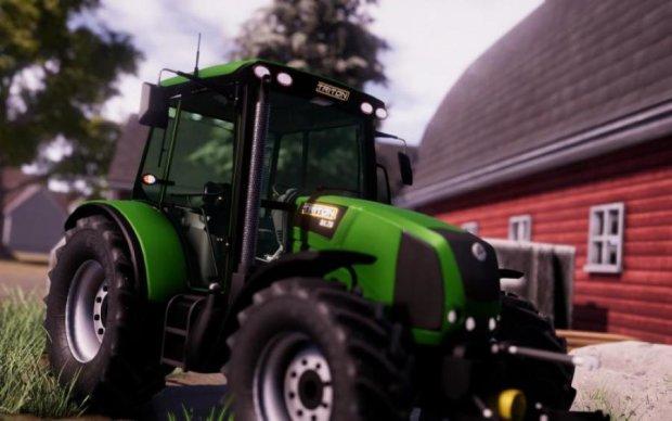 Нова гра підкорила користувачів реалістичністю фермерського життя