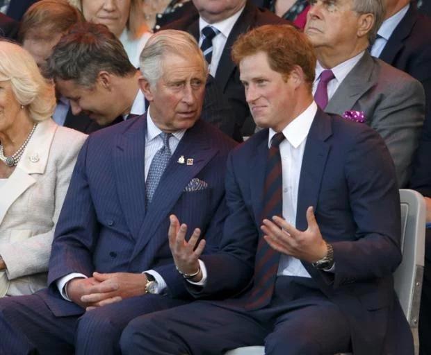 Принц Чарльз прокоментував народження дитини принца Гаррі і Меган Маркл: суспільство шоковане
