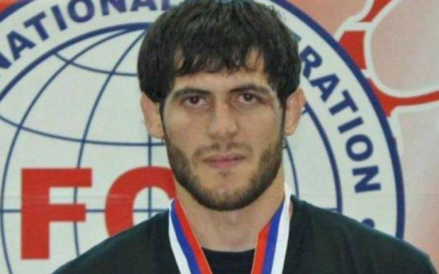 Боєць MMA, який втік від чеченського спецназу, затриманий в Білорусі