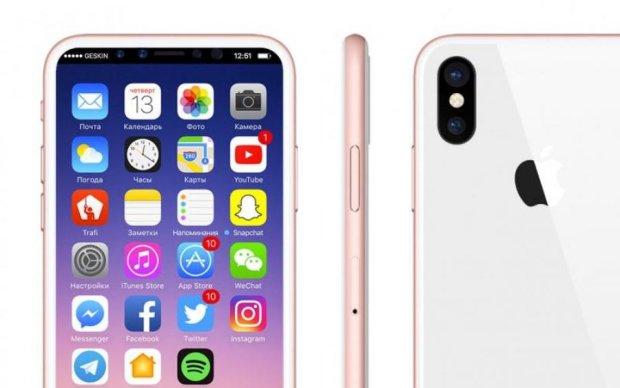 Опубликованы особенности фронтальной камеры iPhone 8