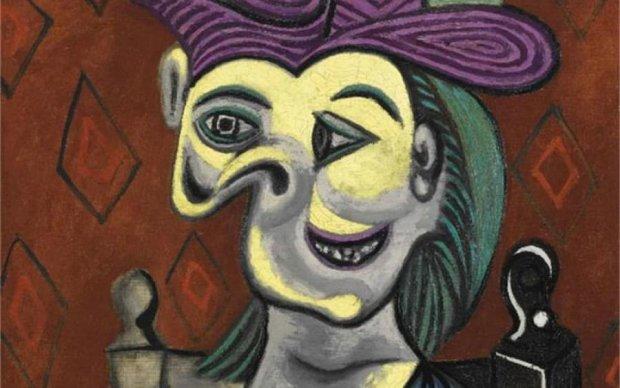 Знамените зображення коханки Пікассо пішло з молотка