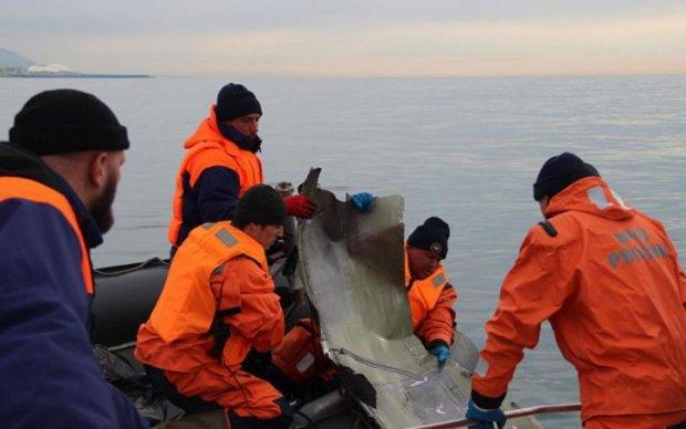 Катастрофа Ту-154 над Чорним морем: в Україні вказали на нестиковки