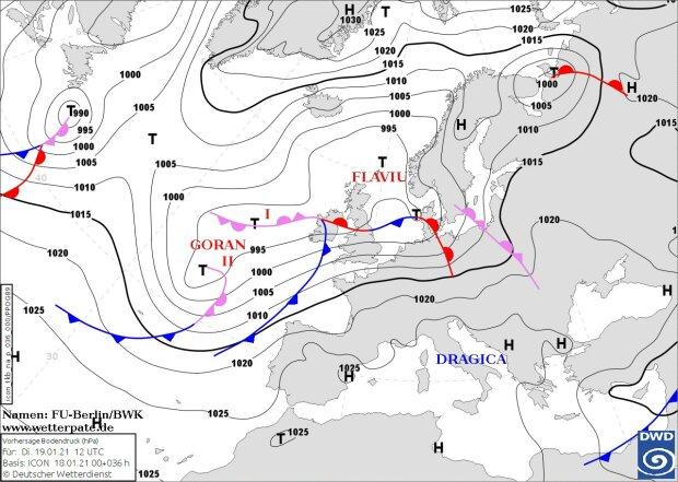 Прогноз погоди на Водохреща, facebook.com/tala.didenko