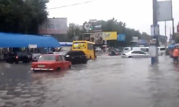 Потоп, скриншот: YouTube