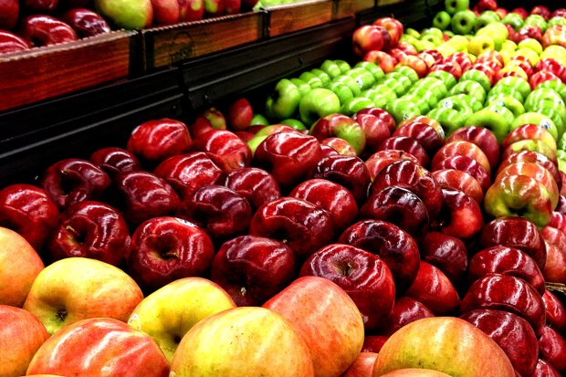 Ева знала: в яблоках обнаружили эликсир молодости