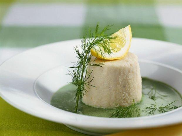 Незвичний рецепт рибного крем-мусу