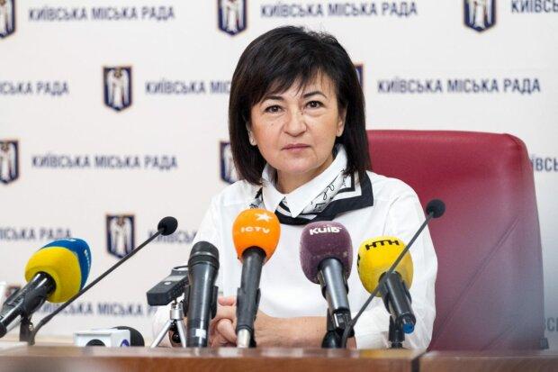 Валентина Гинзбург: биография и досье, naiu.org.ua
