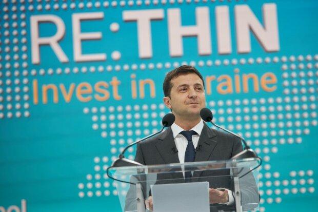 """Зеленский рассказал, каким видит будущее Украины: """"Мы – Apple"""""""