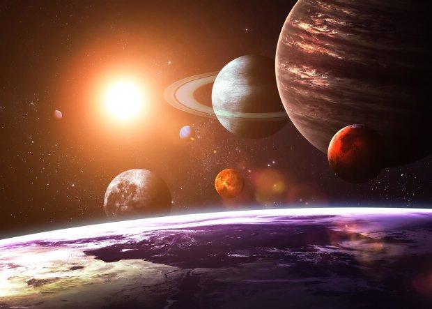 На очах астрономів народжуються землеподобні планети:двійник Сонячної системи