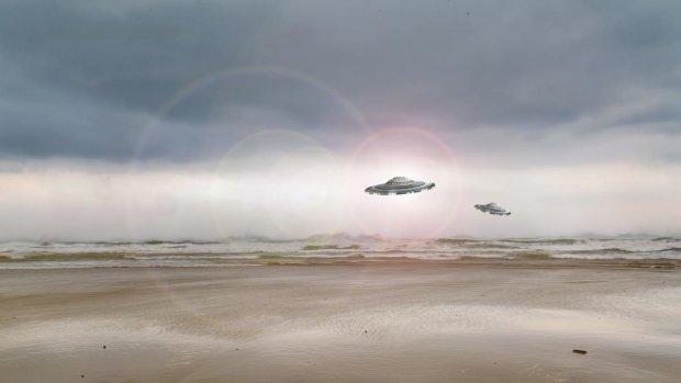 Інопланетний корабель припаркувався на бразильському узбережжі: прибульці вже серед нас