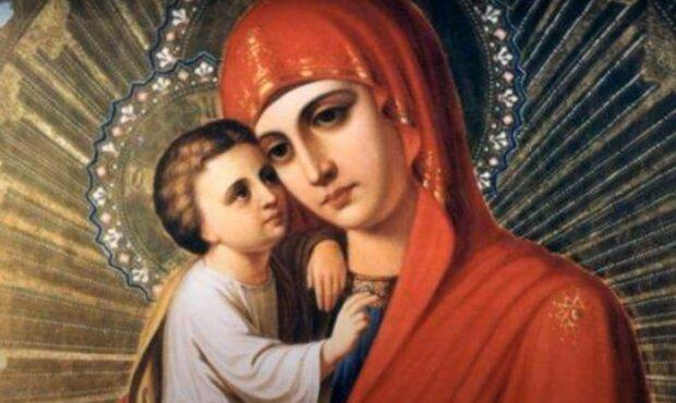 Почаївська ікона Божої Матері, скріншот
