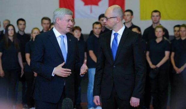 Канадское правительство предоставит 5 миллионов долларов на украинскую полицию
