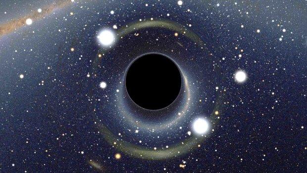 Эйнштейн был прав: ученые пытаются сфотографировать портал в другое измерение