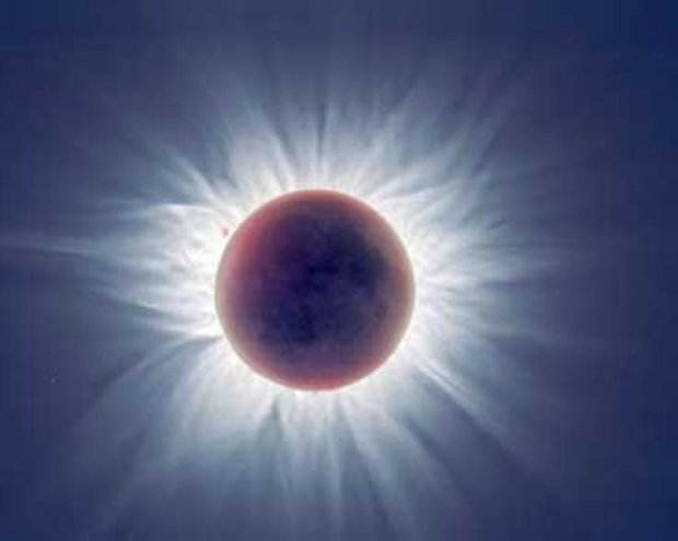 Сьогодні спостерігаємо повне сонячне затемнення