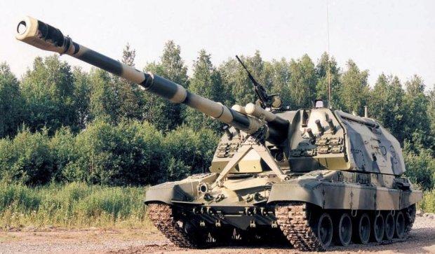 Артилерія ВСУ пронеслася на виїзд із Києва (ФОТО, ВІДЕО)