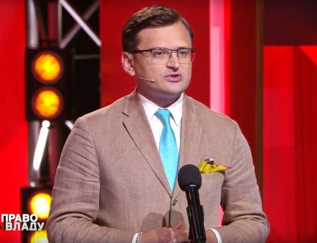Дмитро Кулеба в ефірі програми ″Право на владу″