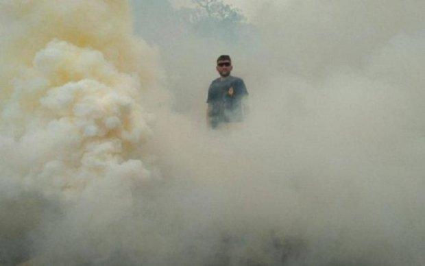 Верховная Рада в дыму: активисты восстали против коррупции