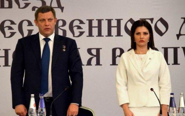 Террористы заменили одного из главарей сторонницей Украины