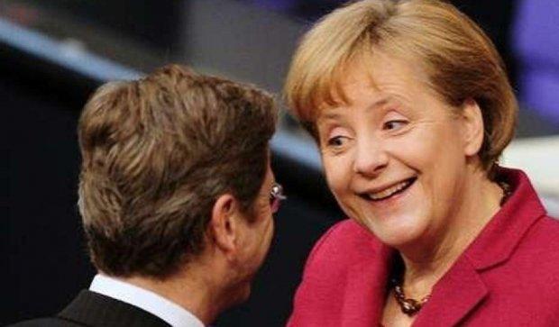 Партия Меркель будет лидировать в Бундестаге