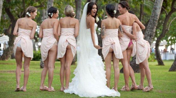 """""""Голая"""" гостя на свадьбе затмила невесту: """"Вы только гляньте, эта др*нь пытается выглядеть милой"""""""