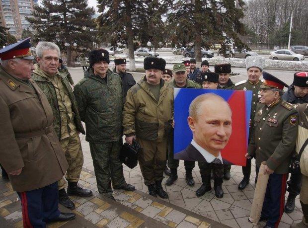 """Бывший """"Донской казак"""" пошел против Путина: не хочу иметь с дебилами ничего общего"""