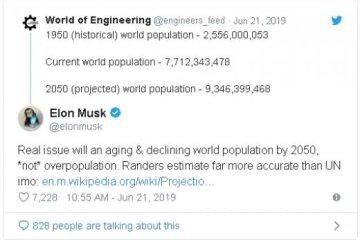 Маск предупредил человечество об Апокалипсисе: неслыханное