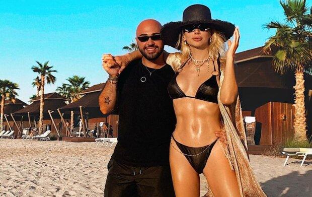 Светлана Лобода и Бичола Тетрадзе, фото: instagram.com/bicholla