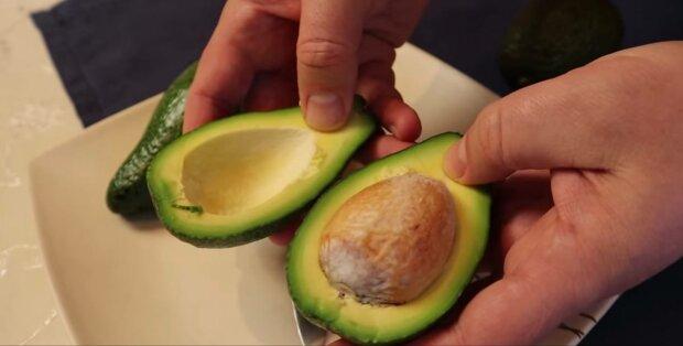 Авокадо, фото: скриншот из видео