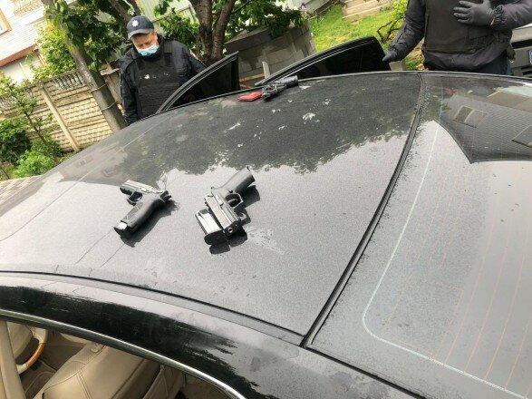 К стрельбе в Броварах может быть причастен экс-нардеп Продивус - СМИ