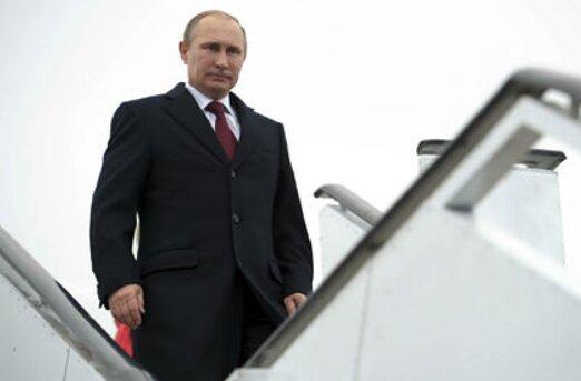 Самолет Владимира Путина, Фото: РИА Новости