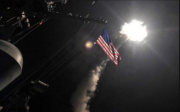 Ракетний удар по Сирії: з'явилася реакція України