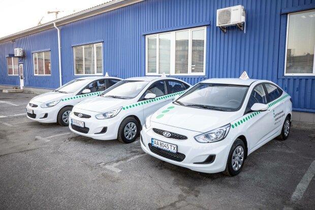 Учебные авто, фото: МВД
