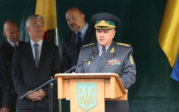 Головний прикордонник України знепритомнів й вирішив звільнитися