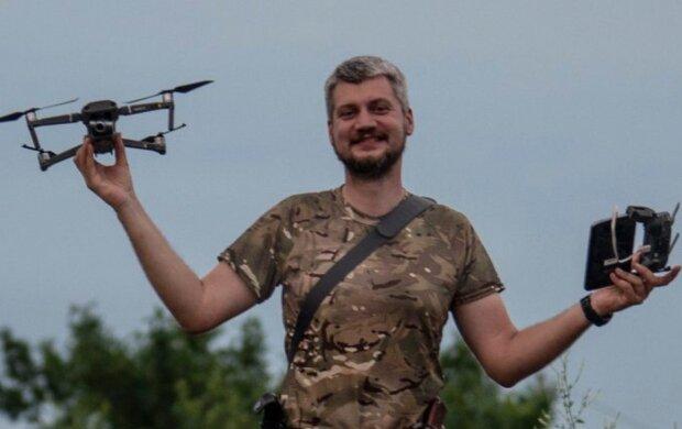 Михаил Кучеренко, facebook.com/93OMBr