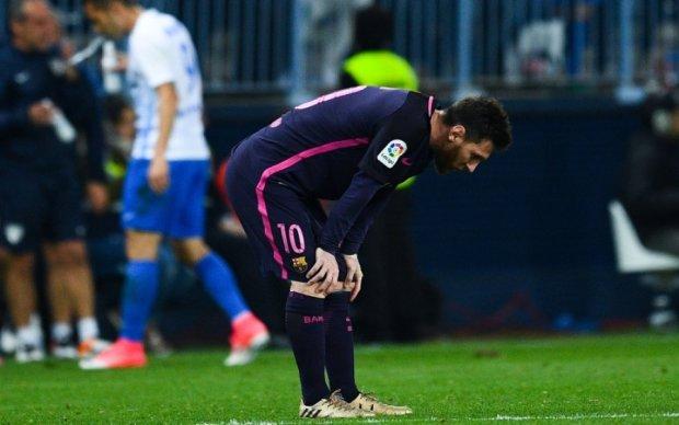 Малага - Барселона 2:0 Відео голів і огляд матчу