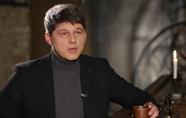 Андрій Шараскін, кадр з інтерв'ю з Яніною Соколовою: YouTube