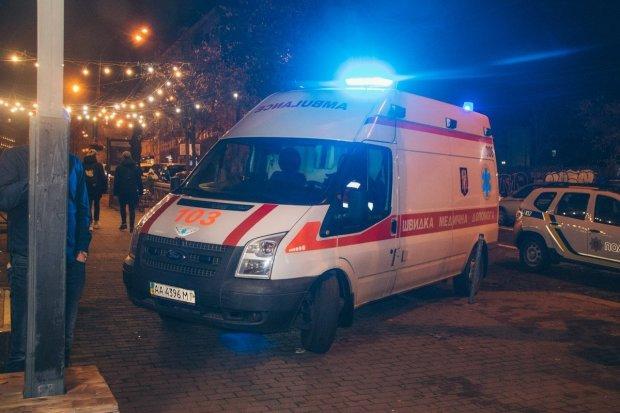 Стрілянина у центрі Києва: перші подробиці і фото з місця НП