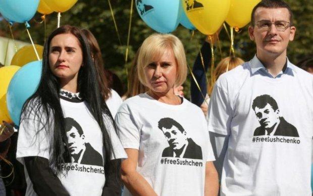 В России сегодня решат судьбу Сущенко