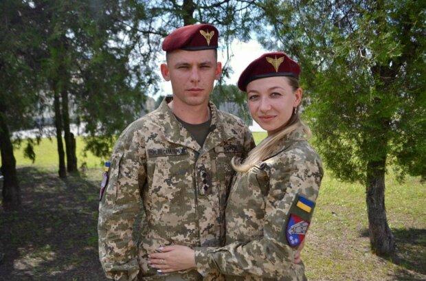 Світлана і Володимир, фото: Арміяінформ